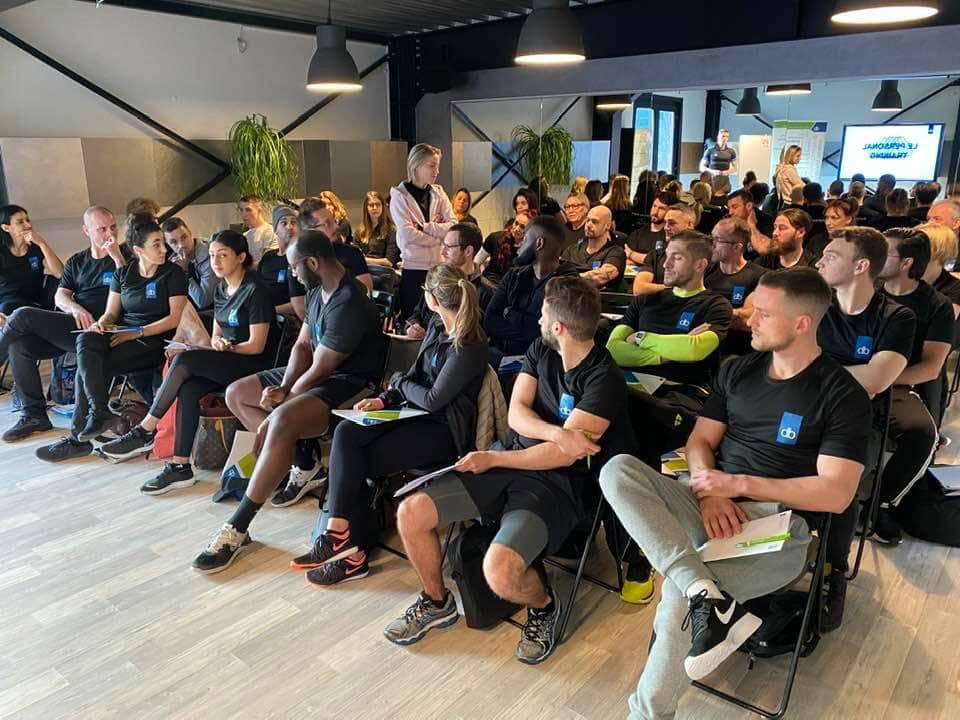 Formation coach fitness et personal trainer à Luxembourg